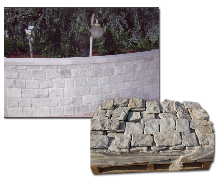 Colonne in pietra albanese ~ Sogno Immagine Spaziale