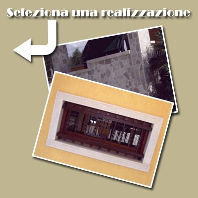 colonne in pietra albanese : La pietra di Trani - La Pietra di Apricena - Rivestimenti ...